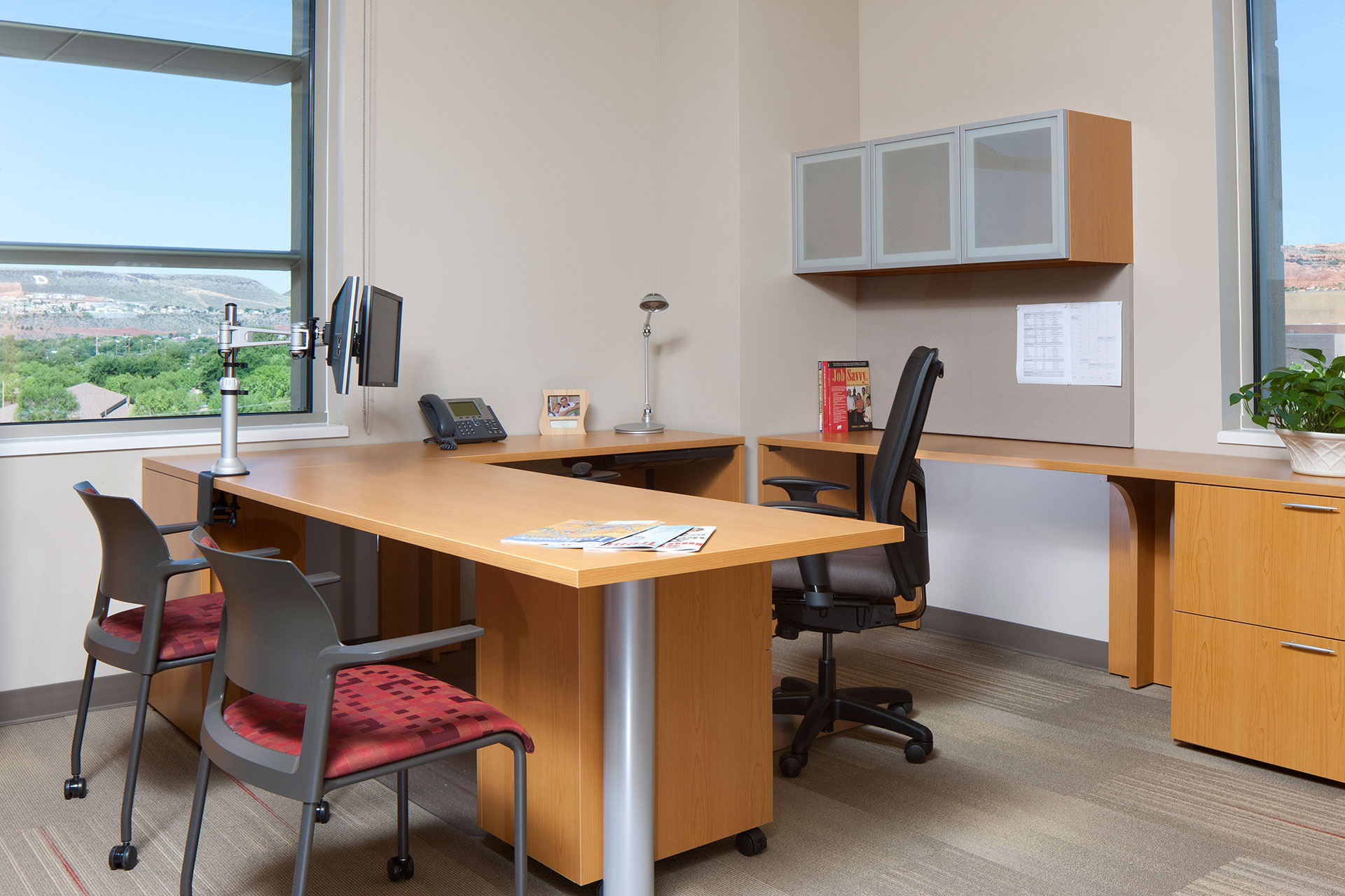 Library Storage - Office Storage at Dixie State University