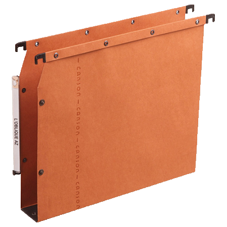 Oblique Filing folder