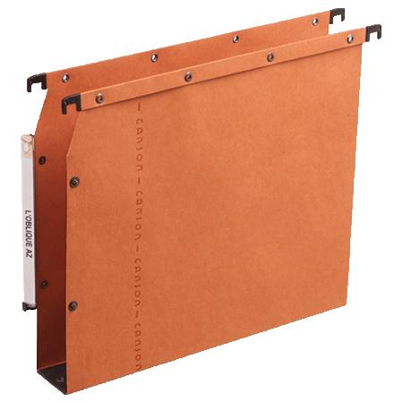 Oblique Filing folder