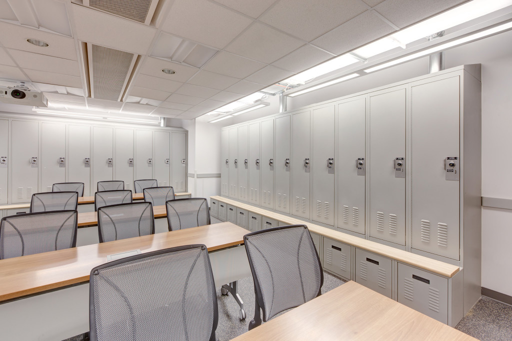 Personal Storage Lockers for Police Officer Storage in Salt Lake City