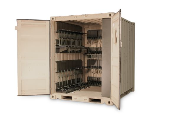 Military Storage - Universal Expeditionary Weapons Storage System (UEWSS)