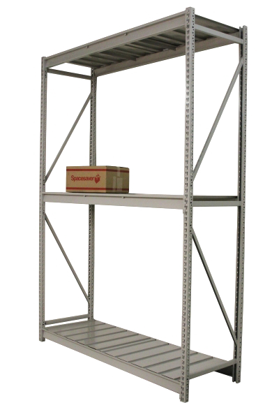 Wide span shelving RaptorRAC