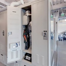 Personal Storage Lockers for Police Officer Storage