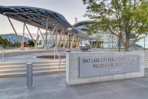 Police Department Storage at Salt Lake City Public Safety Building