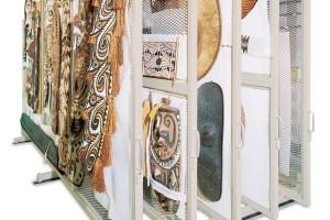 Art Rack Storage