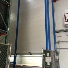 Vertical Carousels at Naval Base Coronado