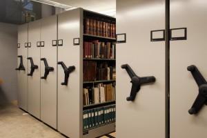Archival Storage Rare Book Storage