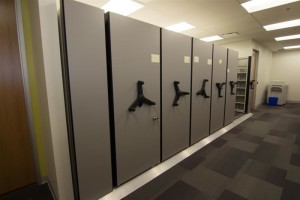 File Storage Shelving