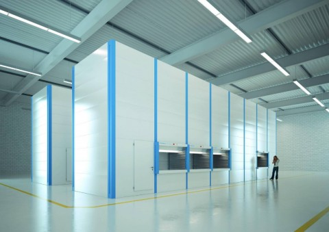 vertical shuttle automated storage carousels