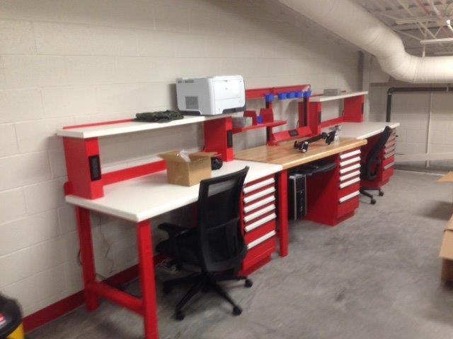 Hill Air Force Base Workbench