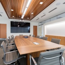 Conference room with office furniture for provo power