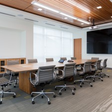 Office chairs for conference room at provo power