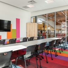 education room for kearns library