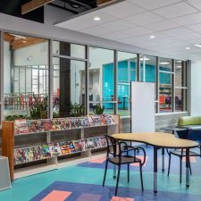 meeting space in kearns library