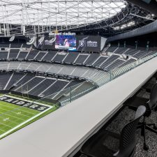 Las Vegas Raiders stadium seating