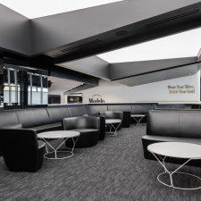 Furniture at las vegas raiders stadium